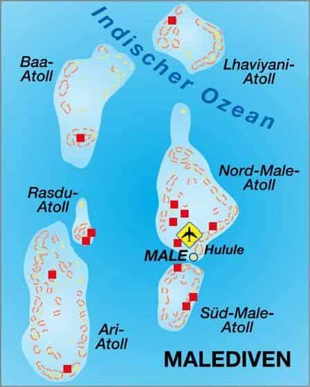 Tauchsafari Malediven – Best of Maledives